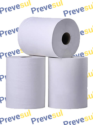 Papel Toalha Rolo 200m