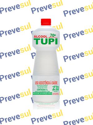 Álcool Etílico 70% - Caixa com 12L